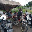 Brimob Maluku Patroli Ajak Warga Patuhi Protokol Kesehatan