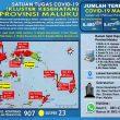 Update Covid-19 Di Maluku 1 Februari 2021: Bertambah 8 Kasus Baru & 40 Pasien Sembuh