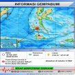 Gempa M 5,2 Guncang Labuha, BMKG: Getaran Terasa IV MMI