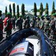 Pangdam Pattimura Pimpin Apel Gelar Pasukan Penanggulangan Bencana