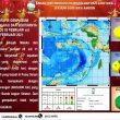 Sepekan Terakhir, BMKG: 31 Gempa Terjadi Di Wilayah Maluku & Sekitarnya