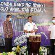 Buka Lomba Solo Anak & Remaja Pesparawi, Ini Harapan Sekda Maluku