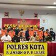 Diduga Terlibat Jual Amunisi Ke Papua, Danpomdam Pattimura: Oknum Prajurit TNI AD Terancam Pecat