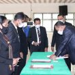 Rektor Unpatti Lantik Sejumlah Pejabat Lembaga & UPT