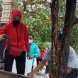 Ketua TP-PKK Maluku Pimpin Pembersihan Sampah Di Lapangan Merdeka