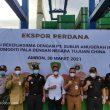 Maluku Ekspor 28 Ton Pala ke China