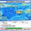 Gempa M 3,7 Terjadi Di Wilayah Pulau Buru