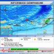 Gempa M 4,3 Terjadi Di Wilayah MBD