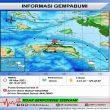 Gempa M 4,7 Guncang Sawai