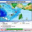 Gempa M 4,9 Terjadi Di Barat Laut Dobo