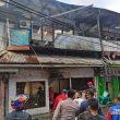 Ini Dugaan Penyebab Kebakaran Di Kantor DPW Partai Berkarya Maluku & Sekitarnya
