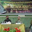 Sambangi Kodim 1503/Tual, Pangdam Pattimura Ingatkan Sinergitas TNI/Polri