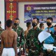 29 Caba & 41 Cata PK TNI AL Lulus Pantukhir Panda Ambon