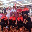 Kejurnas & Liganas Muaythai 2021: Maluku Raih 1 Emas & 4 Perunggu