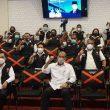 Wakil Ketua DPD RI Sambangi Pemkot Ambon Bahas Penanganan Covid-19