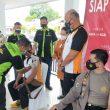 Giliran Ratusan Personel Polda Maluku Divaksin Covid-19