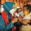 Perangi Stunting,  Duta Parenting Maluku Tinjau Posyandu Balita & Kelas Ibu Hamil Di Tanimbar