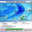 Gempa M 4,1 Terjadi Di Kawasan Laut Banda