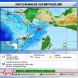 Gempa M 4,6 Terjadi Di Wilayah Aru
