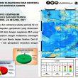 Sepekan Terakhir, BMKG: 61 Gempa Terjadi Di Wilayah Maluku & Sekitarnya