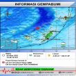 Gempa M 4,2 Terjadi di Kawasan Tanimbar