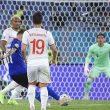 Italia Lolos ke Babak 16 Besar