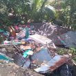 Rumah Warga di Ambon Ambruk Akibat Longsor, 2 Warga Terluka