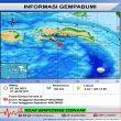 Gempa M 4,1 Terjadi di Wilayah Laut Banda