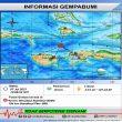 Gempa M 4,1 Terjadi di Kawasan Laut Seram