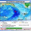 Gempa M 5,6 Guncang Banda, BMKG; Terasa II MMI