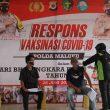 326 Warga Divaksin di Gerai Presisi Polda Maluku