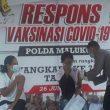6 Bulan Vaksinasi, 32.745 Orang Divaksin Polda Maluku