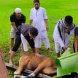 SPN Polda Maluku Berbagi Hewan Kurban