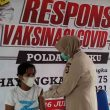 Animo Warga Tinggi, Polda Maluku Bakal Rubah Sistem Vaksinasi