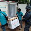 3.260 Vial Vaksin Covid-19 Tiba di Ambon