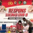 4 Hari Vaksinasi, 4.364 Orang Divaksin di Gerai Presisi Polda Maluku
