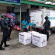 1.600 Vial Vaksin Covid-19 Tiba di Ambon