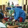 Lanud Pattimura Gelar Bakti Sosial Donor Darah