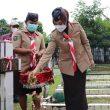Jelang Hari Pramuka, Kwarda Maluku Ziarah ke TMP Kapahaha