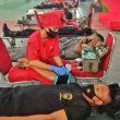 HUT ke-76 TNI, Lantamal Ambon Gelar Donor Darah