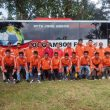 Jong Ambon FC Datangkan Bus & Ambulance
