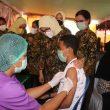 Kejati Maluku Gelar Vaksinasi Massal