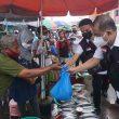 Wali Kota Ambon Sambangi Pasar Mardika
