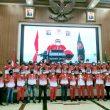 Kukuhkan Kontingen PON XX, Ini Pesan Gubernur Maluku