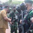 Kunjungan Wapres di Ambon, Ribuan Personel Pemgamanan Dikerahkan