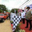 BNPB Luncurkan Gerakan Mobil Masker Bagi Warga Ambon