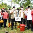 Perkuat Mitigasi Bencana, Kepala BNPB & Gubernur Maluku Tanam Pohon di Kampus IAIN
