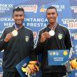 Asuhan Pattiiha & Memo Bangga Raih Emas Bagi Maluku di PON XX