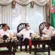 Menko Marves & Menhub Rakor Bersama Pemprov Maluku, Ini Yang Dibahas