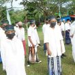 Hari Santri, Menag: Jangan Lengah Terapkan 5M + 1D